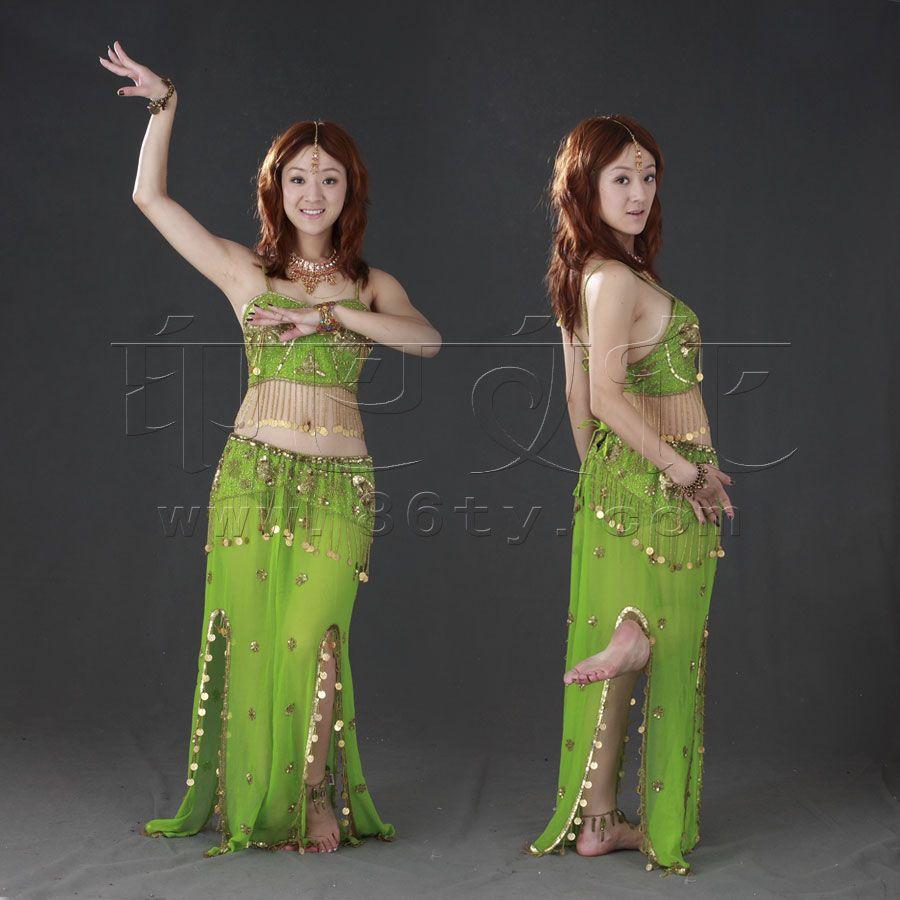 印度手工舞蹈服饰