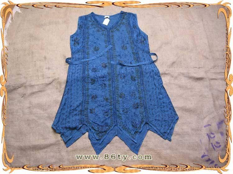 手工裙子 - 裙子 - 印巴服装